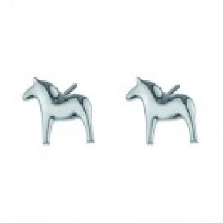 örhänge-dalahästar