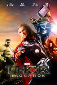 Thor: Ragnarök - 12 november kl. 18.00