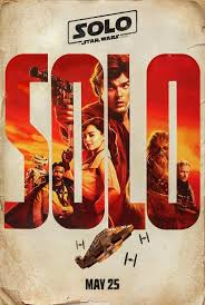 Solo: A Star Wars Story - 27 maj kl. 19.00