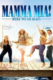 Mamma Mia, Here we Go Again - 20 juli kl. 19.00