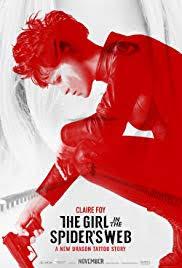 Girl in the Spiders Web - 11 nov kl. 18.00