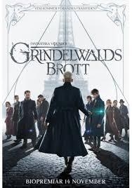 Fantastiska vidunder: Grindelwalds Brott - 18 nov kl. 18.00