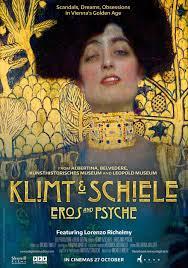 Klimt & Schiele - 27 november kl. 19.00