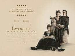 The Favourite - 14 april kl.18.00