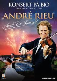 Andre Rieu - Shall we dance? 7 september kl. 19.00