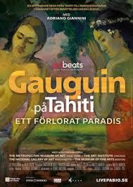 Gauguin på Tahiti - Ett förlorat paradis - 9 september kl. 19.00