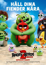 The Angry Birds Movie 2 (Sv tal) - 22 september kl. 15.00
