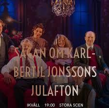 Sagan om Karl-Bertil Jonssons julafton - 29 november kl. 19.00