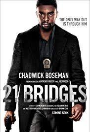 21 Bridges - 1 december kl. 18.00