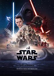 Star Wars: Rise of Skywalker 18 december kl. 19.00
