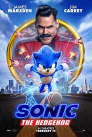 Sonic the Hedgehog - 23 februari kl. 15.00