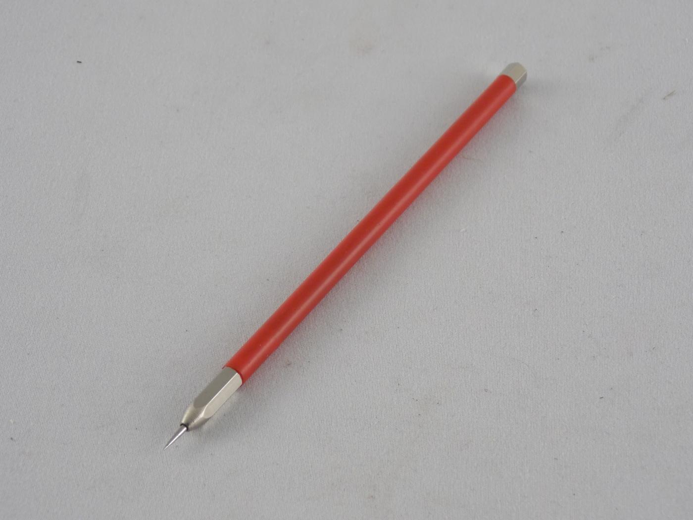 Ritspenna för utbytbara stift.