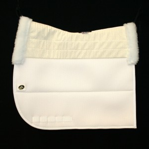 Ecogold Dressage Stabilizer™ - Ecogold dressyr Stabilizer Vitt