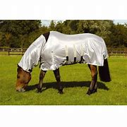 MARK TODD FLY RUG ULTRA COMBO SILVER - MARK TODD FLY RUG ULTRA COMBO SILVER Stl. 115