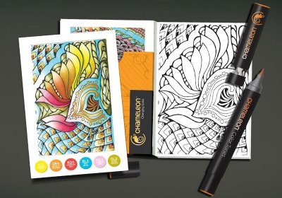 color-card-zen-chameleon-pen