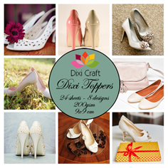 Dixi Toppers – Pumps - Dixi Toppers - Pumps