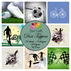 Dixi Toppers – Sport - Dixi Toppers – Sport