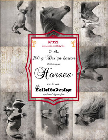 Felicita design Toppers - Horses