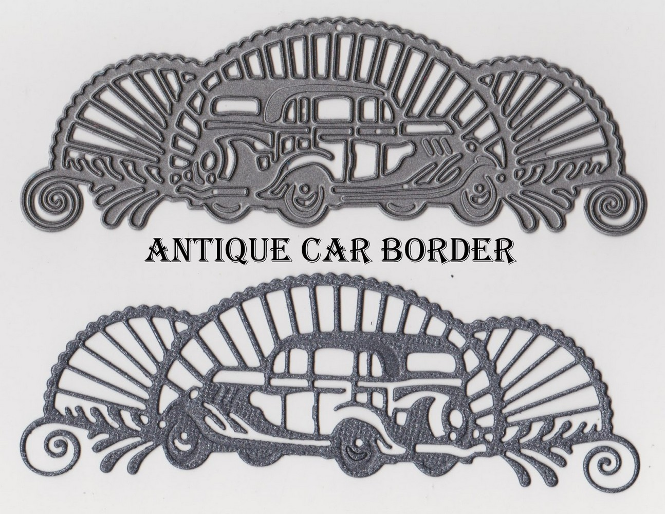 antique car border