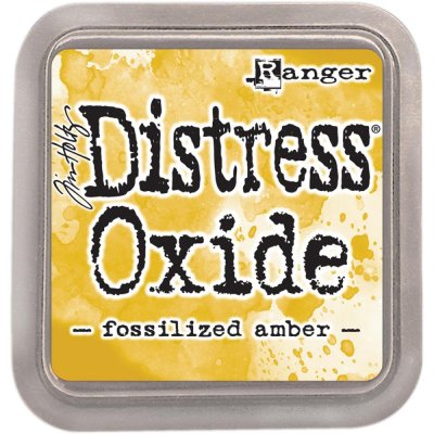 Distress Oxide - Fossilized Amber - Tim Holtz/Ranger