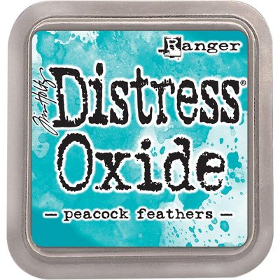 Distress Oxide - Peacock Feathers - Tim Holtz:Ranger56102