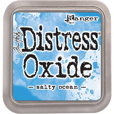 Distress Oxide - Salty Ocean - Tim Holtz:Ranger56176