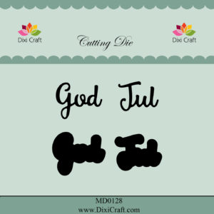 Dixi Craft - Dies - God Jul - Dixi Craft - Dies - God Jul