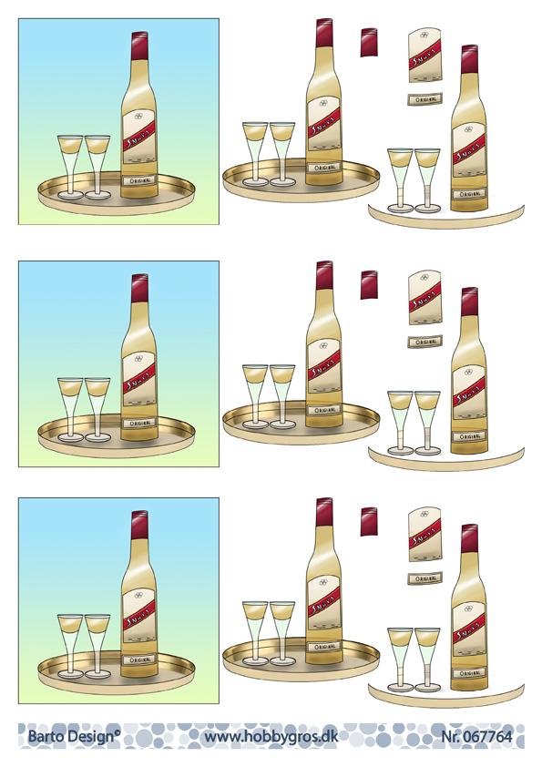 Barto Design - 3D Klippark - Snaps 067764