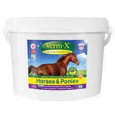 Verm-X till häst 3
