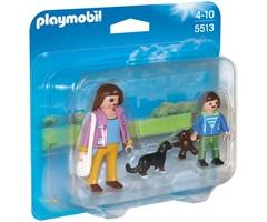 Playmobil 5513, Duopack Skolbarn - Playmobil 5513, Duopack Skolbarn