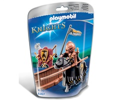 Playmobil 5357, Tornerriddare från Vildhästordern - Playmobil 5357, Tornerriddare från Vildhästordern