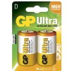 GP Batterier Ultra D  2-pack - GP Batterier Ultra D  2-pack