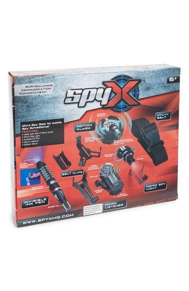 Spy_X_micro_gear-set