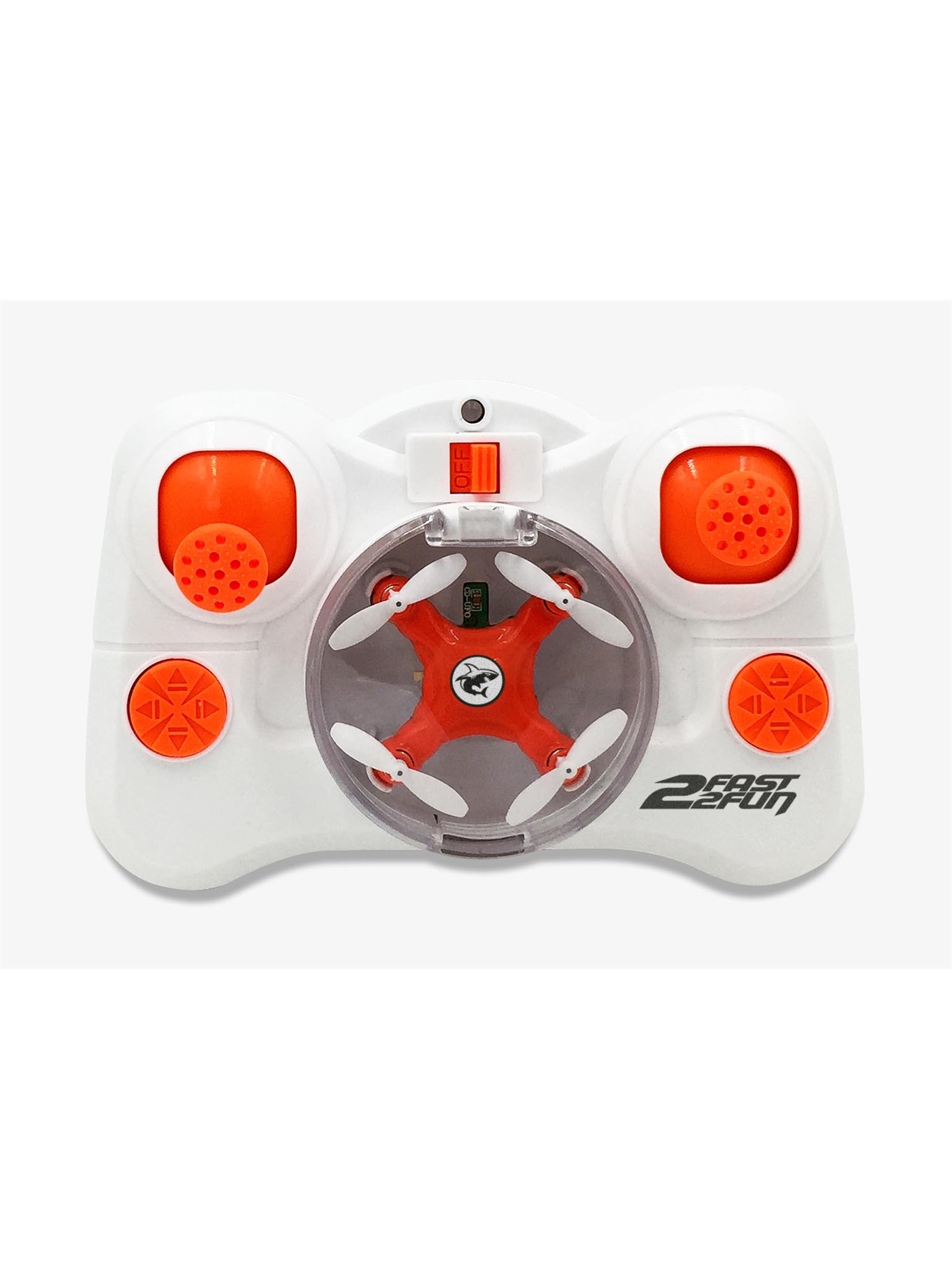 dronare_2Fast2Fun_Color Quad XS_orange