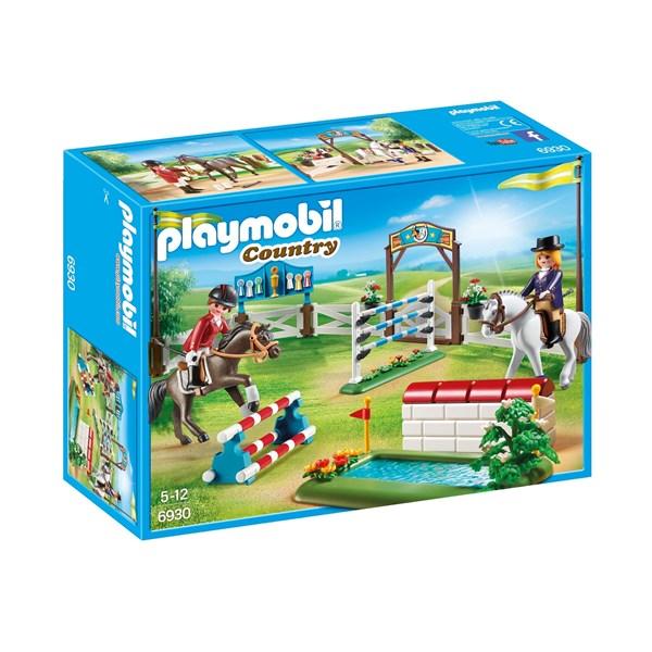 playmobil_6930_hästuppvisning