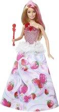Barbie Dreamtopia med Jordgubbar - Barbie Dreamtopia med Jordgubbar