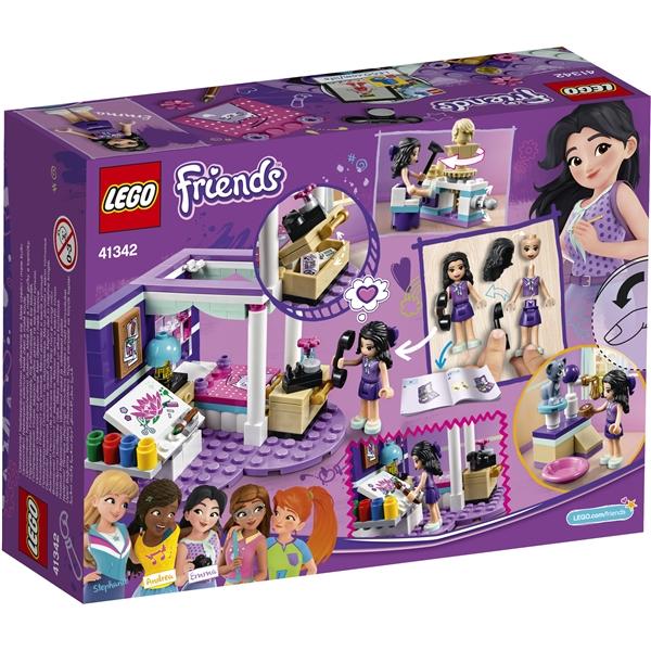 41342_LEGO_Friends_Emmas lyxiga_sovrum_Nyhet