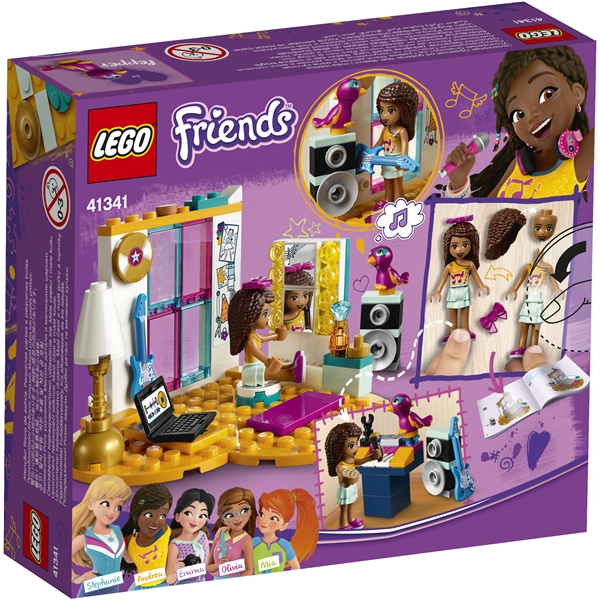 41341 LEGO Friends_Andreas_sovrum
