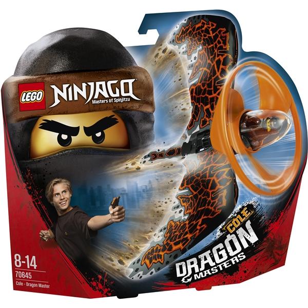 70645_LEGO_Ninjago_Cole_Drakmästare