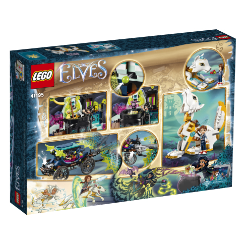 41195_Elves_Lego_Emily_Nocturas_Hästpng