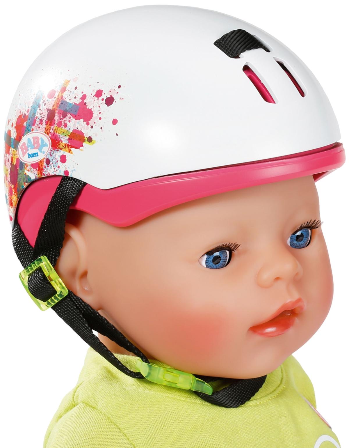 Babyborn_Cykelhjälm