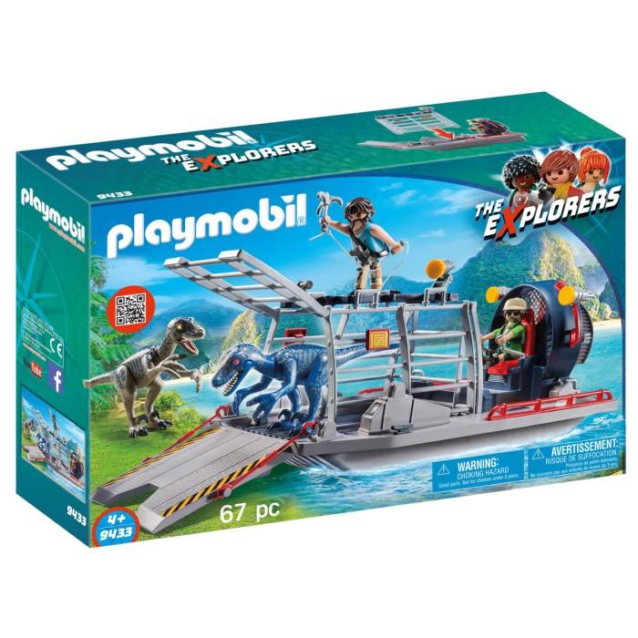 playmobil_dinos_propellerbåt_med_dinosauriebur_9433