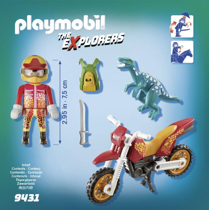 playmobil-dinos-motocrosscykel-med-raptor-9431-1