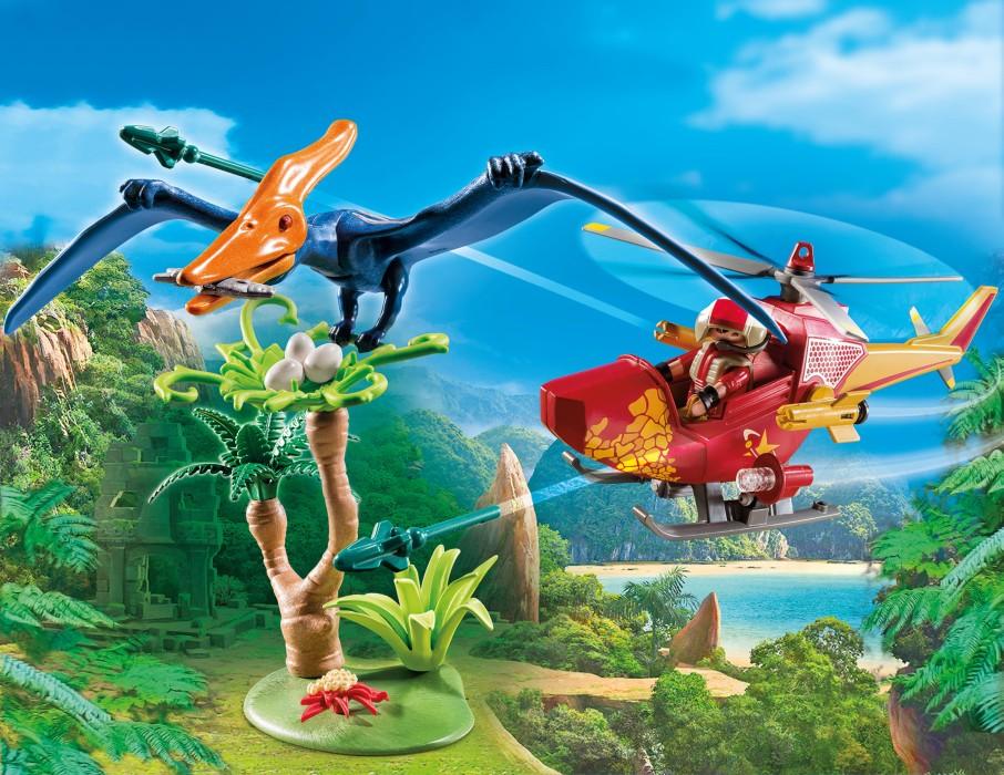 playmobil-dinos-helikopter-med-flygosaurus-9430-2