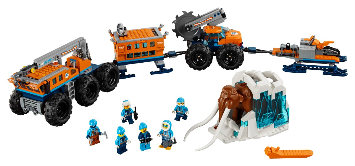 lego-city-arctic-expedition-arktisk-mobil-utforskningsbas-60195-1