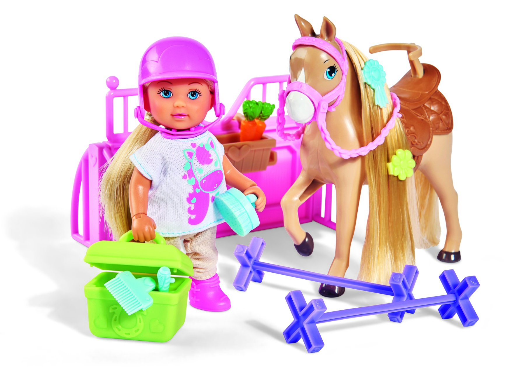 evi_love_holiday_horse_Häst