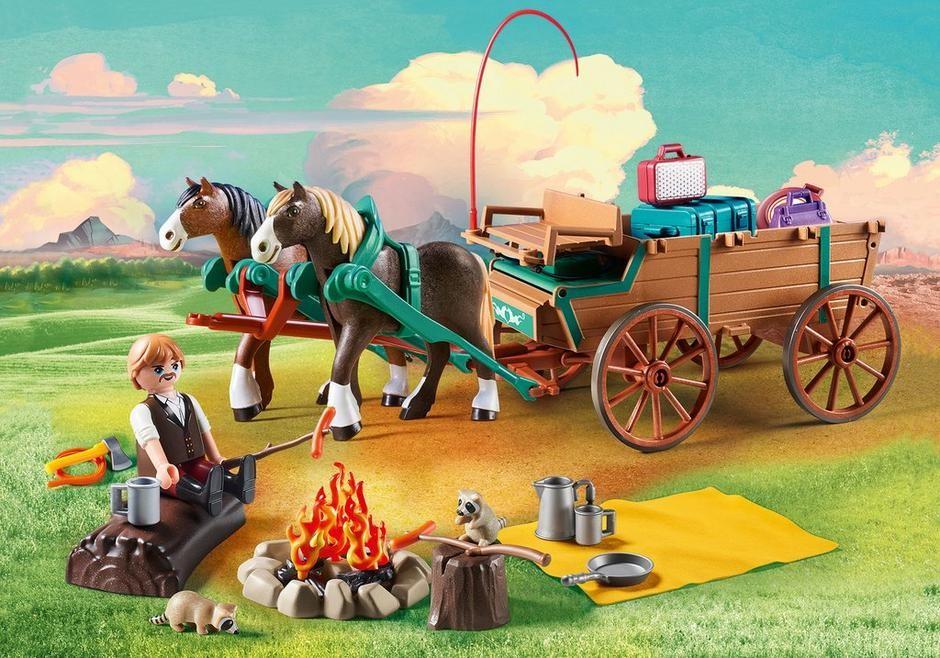 playmobil-spirit-luckys-pappa-och-vagn-9477-2
