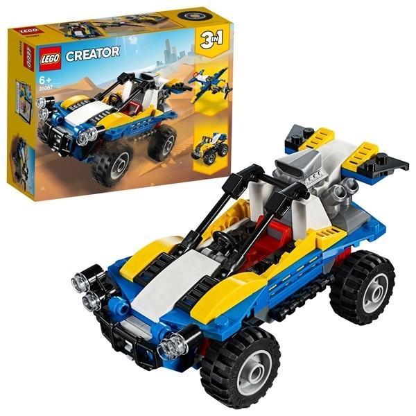 31087_Strandbil_Lego_creator_3in1