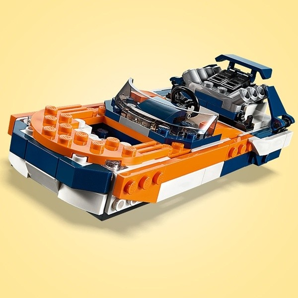 31089_Lego_Creator_Orange_racerbil
