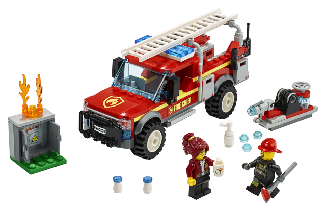 60231_Fire_Chief_Response_Truck_Lego_City